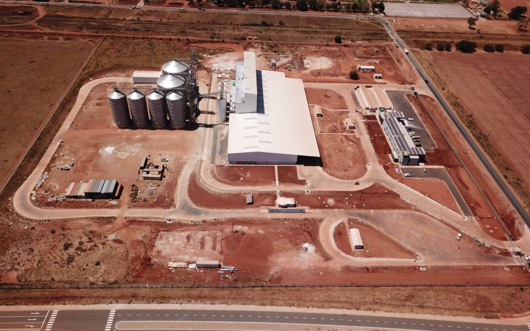 Seaboard Inaugurates New Mill in Zambia